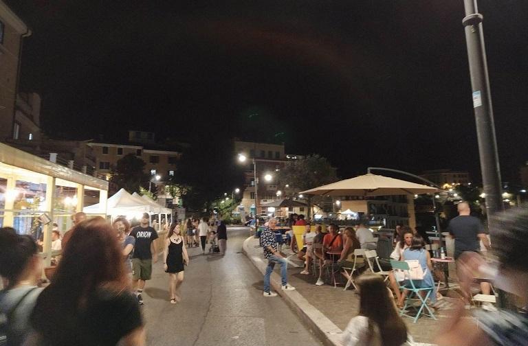 Terrazza Belvedere a Frosinone