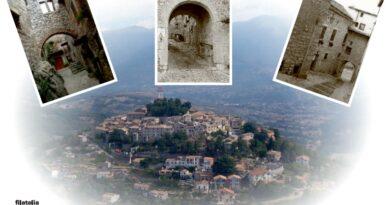 Poste Italiane dedica a Fumone l'annullo e la cartolina per i piccoli Comuni
